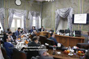 بیست و چهارمین جلسه کمیسیون حمل و نقل و ترافیک شورای شهر رشت +گزارش تصویری