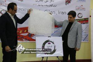 گزارش تصویری مراسم معارفه دکتر علی جعفری رئیس هیات اسکواش لاهیجان