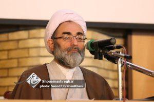 گزارش تصویری دیدار آیتالله رسول فلاحتی نماینده ولی فقیه در گیلان با اصحاب رسانه + خبر