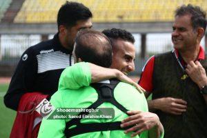 گزارش تصویری آخرین تمرین سپیدرود رشت قبل بازی با تراکتور سازی تبریز