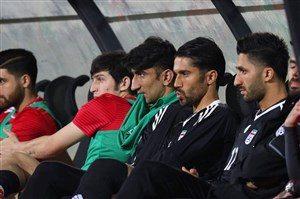 سخت ترین شب ملی پوشان ایران