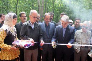 ساختمان موزه مشاهیر گیلان افتتاح شد
