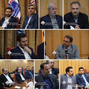 گزارش تصویری کمیته تخصصی ارتباطات و فناوری اطلاعات گیلان با حضور محمد جواد آذری جهرمی وزیر ارتباطات و فناوری اطلاعات