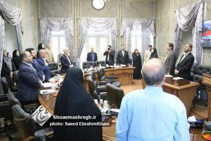 گزارش تصویری چهل وششمین جلسه علنی شورای شهر رشت