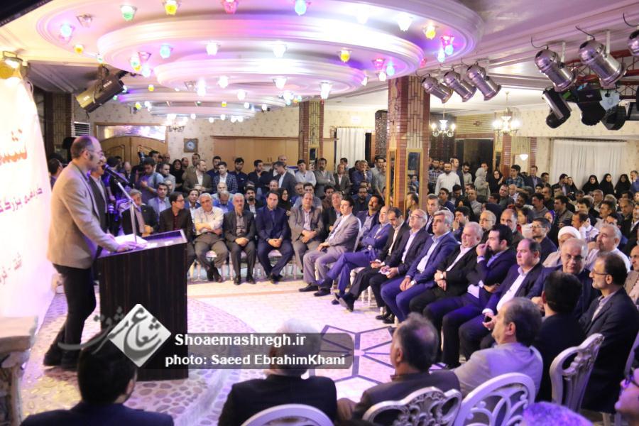 گزارش تصویری ویژه از ضیافت افطاری فعالین ستاد انتخاباتی دکتر روحانی در گیلان