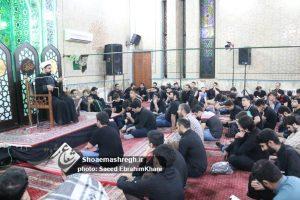 گزارش تصویری شب سوم قدر هیات روضات الحسین مسجد امام رضا گلسار
