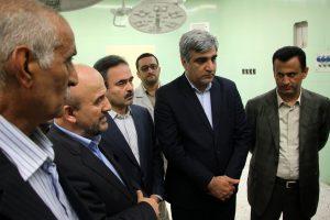 استاندار گیلان خبر داد: بهره برداری از بیمارستان های در دست ساخت لاهیجان، لنگرود و تالش در سال جاری