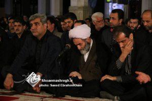 گزارش تصویری شب احیای۲۱رمضان مصلی امام خمینی رشت