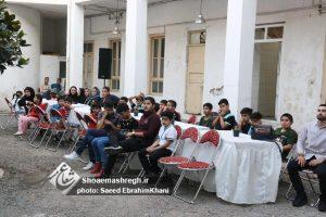 گزارش تصویری جشن و ضیافت افطار ایتام در سازمان فرهنگی شهرداری رشت