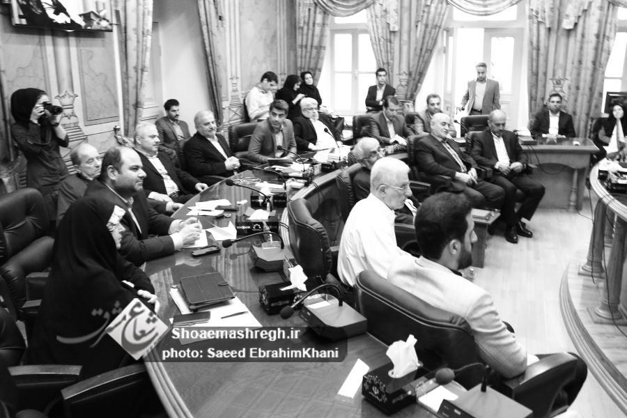 گزارش تصویری کامل از چهل و چهارمین جلسه علنی شورای شهر رشت