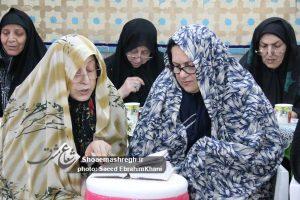 گزارش تصویری سومین شب احیاء قدر(مسجد امام رضا)گلسار رشت