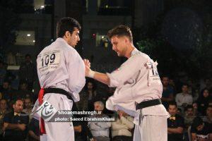 گزارش تصویری مسابقات جام ستارگان کاراته آزاد در پیاده راه شهرداری رشت