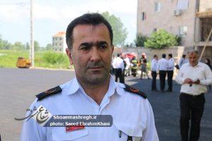 عملیات آتش نشانان در ۴۸ ساعت گذشته به ۴۹ مورد رسید