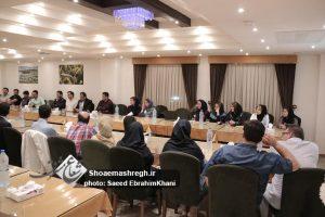 تصاویر نشست مدیران دفاتر خدمات مسافرتی گیلان با مدیران هتلهای فرودگاه بین المللی امام خمینی