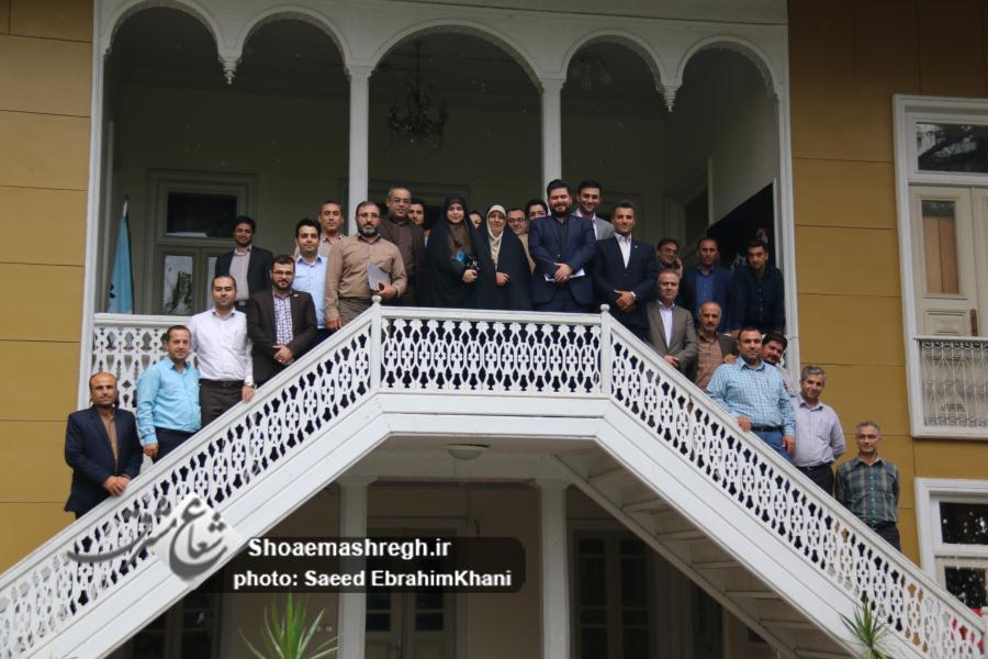 گزارش تصویری  پنجاه و یکمین جلسه کمیسیون بهداشت، محیط زیست و خدمات شهری شورای رشت+خبر