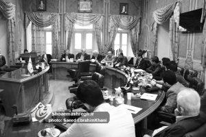 سی و چهارمین جلسه کمیسیون  ترافیک شهر رشت+گزارش تصویری
