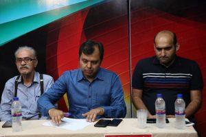 علی حلوی: سومین جشنواره نسبت به سالهای گذشته از لحاظ کمی و کیفی رشد قابل توجهی داشته است