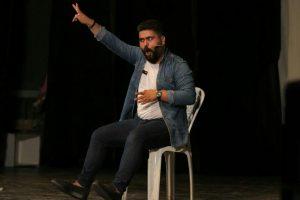 گزارش تصویری افتتاحیه سومین جشنواره استند آپ کمدی رشت