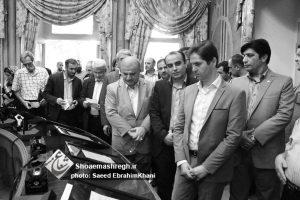 گزارش تصویری افتتاح نمایشگاه اسناد مشروطه خواهان گیلان درعمارت میرزا خلیل رفیع-شورای شهر رشت
