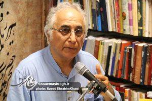 """گزارش تصویری مراسم رونمایی آلبوم """"دایره بی پایان"""" شمس لنگرودی در کتابفروشی فرازمند رشت"""