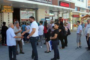 کمپینهای مردمی در ترکیه برای حمایت از «لیر» و «پول ملی»