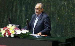 مجلس وزیر اقتصاد را برکنار کرد