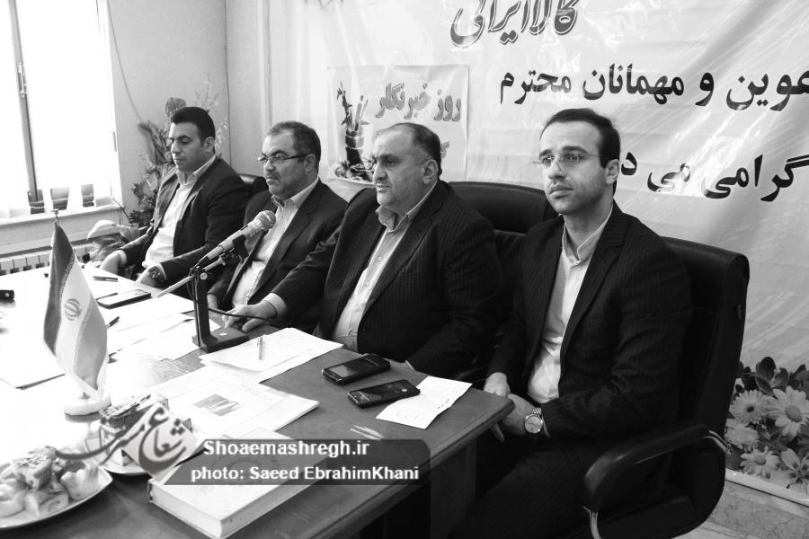 گزارش تصویری نشست خبری شورا و شهرداری خمام+خبر