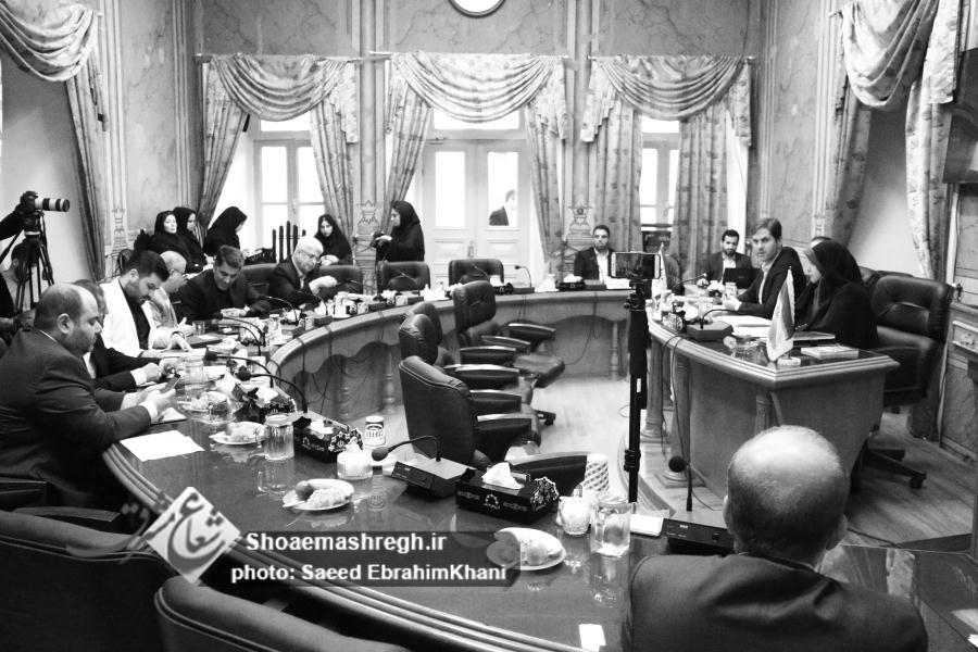 گزارش تصویری پنجاه و یکمین جلسه شورای شهر رشت با حضور سرپرست شهرداری