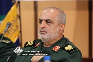 گزارش تصویری نشست خبری سپاه گیلان به مناسبت روز خبرنگار