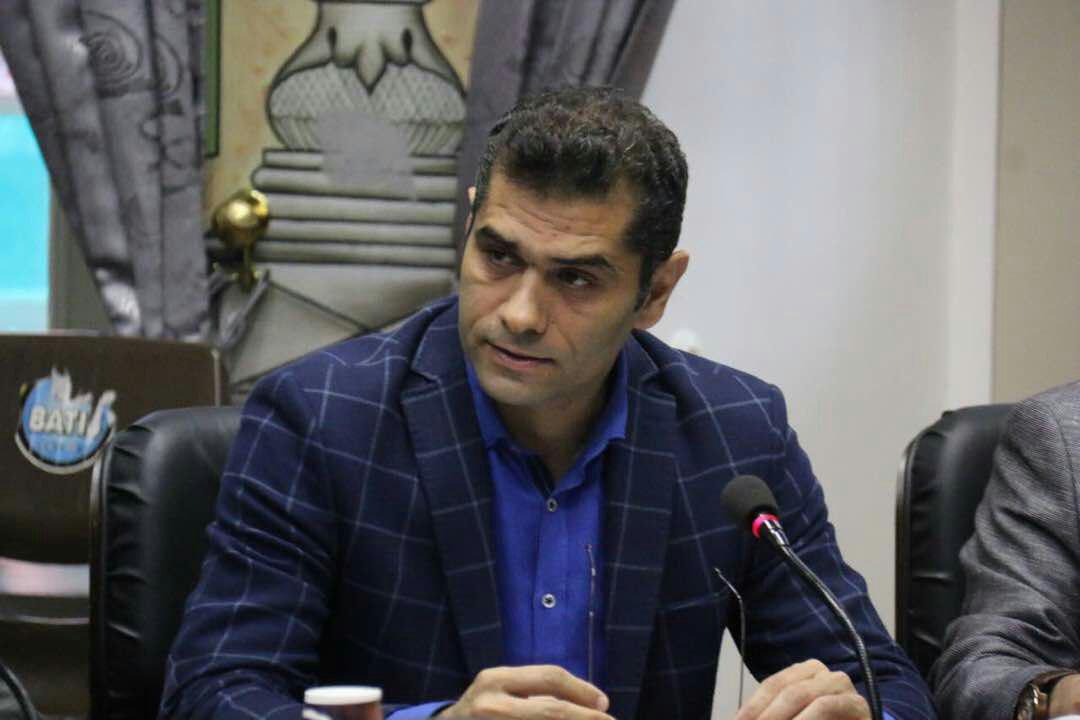 پیام تبریک علی بهارمست سرپرست شهرداری رشت به مناسبت فرا رسیدن روز خبرنگار