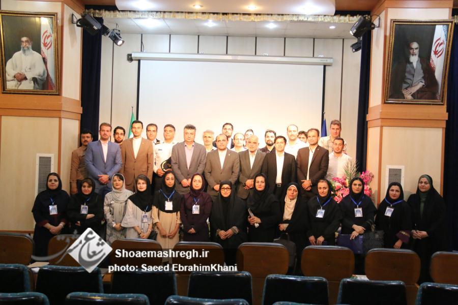 گزارش تصویری مراسم تجلیل از خبرنگاران – اداره کل بنادر و دریانوردی گیلان