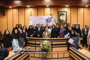 گزارش تصویری مراسم تجلیل از خبرنگاران توسط مهندس غلامعلی جعفرزاده