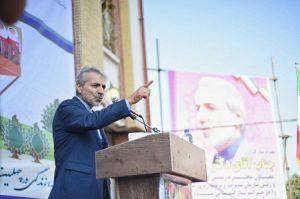 هدف ترورها ترس از استقلال ایران است/ از نظر رشد علمی در جایگاه پنجم جهان هستیم