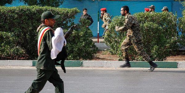 یک دقیقه سکوت در رقابتهای لیگ فوتبال به احترام شهدای حمله تروریستی اهواز