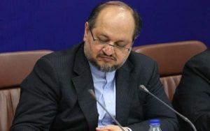 وزیر صنعت، معدن و تجارت استعفا داد