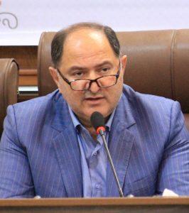 گزارش تصویری جلسه تودیع و معارفه فرماندار رشت