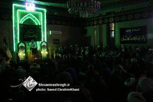 گزارش تصویری ششمین سالگرد همسر حجت الاسلام والمسلمین شفیعی در مسجد امام رضا رشت