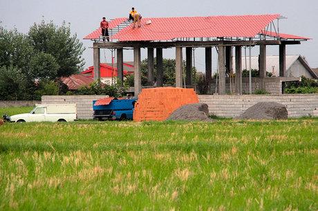 تغییر کاربری غیرمجاز در گیلان منابع ملی را بهشدت تهدید میکند