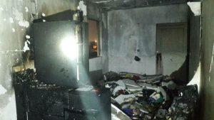 انفجار در مسکن مهر رشت دو شهروند را راهی بیمارستان کرد