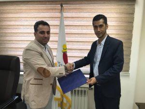 مشاور رسانه ای رئیس شورای استان گیلان در رشت منصوب شد