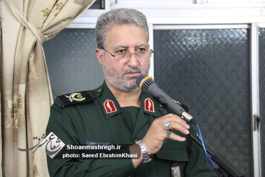 گزارش تصویری مراسم شبی با شهید مدافع حرم بابک نوری هریس مسجد باب الحوائج رشت
