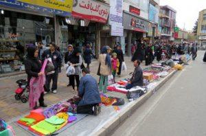 همکاری اداره اوقاف رشت برای ساماندهی دستفروشان و ساخت بازارچه های موقت