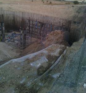 ریزش دیوار بیمارستان در کهریزک/ ۵ کشته و ۲ مصدوم