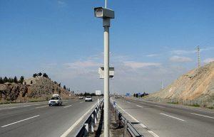 دوربین های نظارتی در محورهای مواصلاتی استان قزوین افزایش یافت