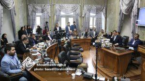 گزارش تصویری دو جلسه بررسی کاندیداهای شهرداری رشت در صحن شورای شهر