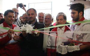 پایگاه امداد و نجات لاکوژده در آستانه اشرفیه افتتاح شد