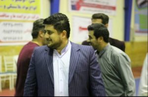 محمد رضا روشنی سرپرست معاونت اداره ورزش و جوانان ماسال شد