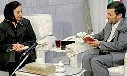 احمدینژاد با دفترچه خاطرات فاطمی چه کرد؟/ بیاطلاعی پریوش سطوتی از هدیهاش به رئیس دولت سابق