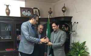 سجاد فلاح بعنوان رییس هیئت هندبال شهرستان رشت منصوب شد