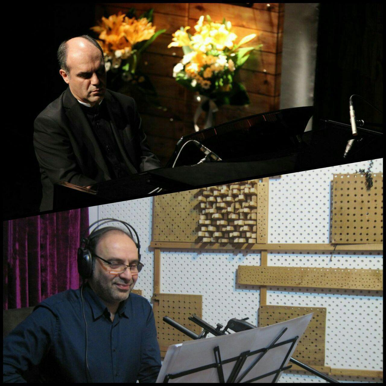 """همراهی """"دکتر بردیا """"و """"دکتر بابک صدر نوری """" در تولید آثار مشترک"""